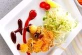 鮭串フライ