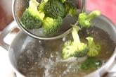 ブロッコリーのパスタの作り方2