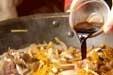牛肉とキノコの炒め物の作り方3
