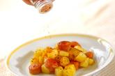 ジャガイモのエスニック炒めの作り方2