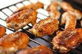 鶏手羽の黒コショウ焼きの作り方1