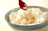 大根のあっさりご飯の作り方2