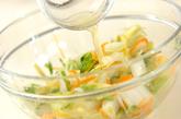 白菜の簡単もみ漬けの作り方2