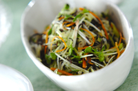 芽ヒジキのサラダ