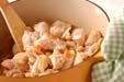 鶏肉と豆のカレー煮の作り方2