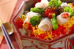 彩りちらし寿司