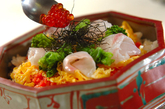 彩りちらし寿司の作り方6