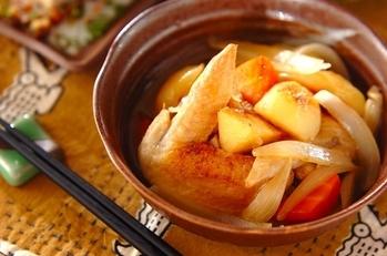 手羽のポン酢煮