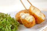 里芋のチーズコロッケの作り方3