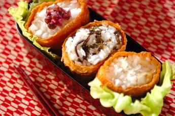 ひとくちいなり寿司
