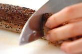 カツオの玉ネギたっぷりたたきの作り方1