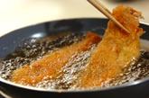 鮭のサクサクフライの作り方2
