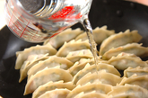 タコ入り餃子の作り方4