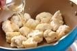 カリフラワーの炒め物の作り方2