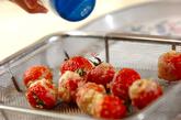 プチトマトのフリットの作り方2