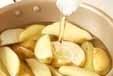 エビとジャガのカレー味の作り方1