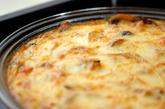 キノコのクリームオーブン焼きの作り方3
