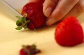 イチゴの作り方1