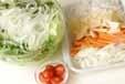 ゆで鶏&鶏スープの下準備1