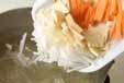 ゆで鶏&鶏スープの作り方2