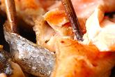 鮭ご飯の作り方1