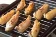 手羽中の塩焼きの作り方2