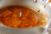 高野豆腐のみそ煮の作り方2