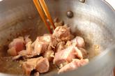 高野豆腐のみそ煮の作り方1