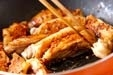 鶏リブのこっくり煮の作り方2