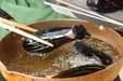 ナスの揚げびたしの作り方1