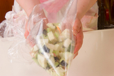 夏野菜サラダの作り方3