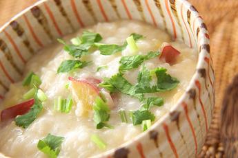 ココナッツミルク粥