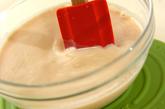 キャラメルミルクプリンの作り方1
