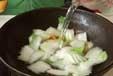 白菜のクリーム煮の作り方2