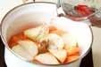 ニンジンのスープ煮の作り方1