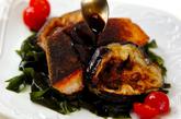 米ナスと鮭のソテーの作り方3