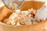 ウナギ蒲焼き入り五目散らし寿司の作り方3