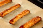 クリーム付け塩パイの作り方2