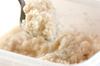 塩麹入りクリーム冷ぜんざいのポイント・コツ