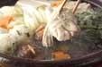 団子入り鶏水炊きの作り方3