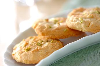 オレンジピールクッキー