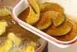 揚げシシャモのマリネの作り方1