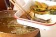 揚げシシャモのマリネの作り方2