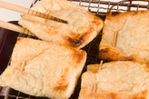 油揚げの納豆袋焼きの作り方2