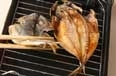 焼き干物の作り方1