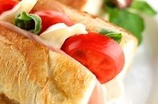 バゲットサンドイッチ