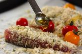 ハマチのハーブパン粉焼きの作り方2