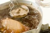 豚肉の紅茶煮の作り方1