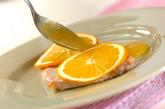 ポークソテー・フルーツ焼きの作り方4
