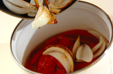 焼きパプリカのお浸しの作り方2